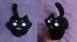 Mini magnet plush: Mutie by goiku