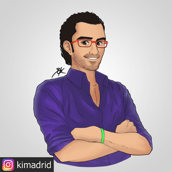 AHMED HELMY by KIMADRID