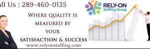 Temporary and Permanent Staffing Agencies Toronto by relyonstaffing