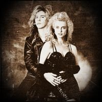 Duff McKagan and Amanda Brixx by JoannaEchelonRO