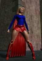 DC Now: Supergirl WIP by almeidap