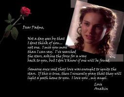 Dear Padme by gothicmermaid7
