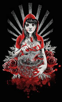 red riding hood by happy-mice
