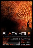 ::: Black Hole ::: by donanubis