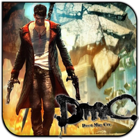 DmC: Devil May Cry by griddark