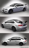 BMW M3 E92 2 by MeganeRid