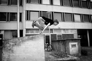 Parkour X by LightFantastic
