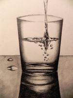 glass of water by hieronymus83