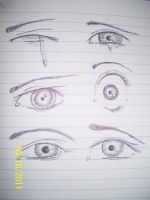 Eyes.. by Bethasaur