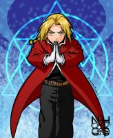 The Full Metal Alchemist by LadyNyaruInfinity