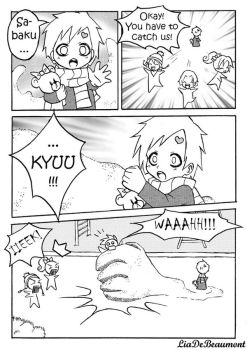 SasoDei Doujinshi - page23 by LiaDeBeaumont