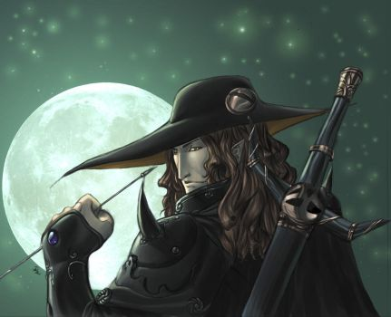 how to become a vampire hunter