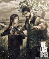 The Last Of Us [oilpaint] by Jover-Design