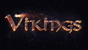 Vikings by Tiago-Borges