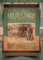 Vintage Poster Template Vol.3 by IndieGround