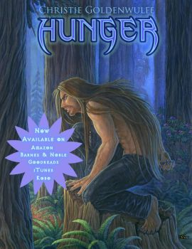 Hunger Now Available! by Goldenwolf