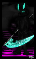 The Eternity Death Scythe by Aevaln