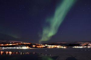 Northern Light II by nordfold