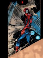 Ultimate Spider-man by Mr-Saxon