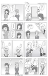 'Polka Dots' - 4koma comic by Stosyl