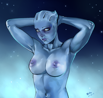 Doctor Liara by kola411