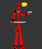 Deadpool by 115spartan