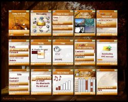 Autumn Theme 1.01 by nonlin3