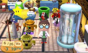 Animal Crossing New Leaf : Dr. Insano Outfit by TechieWidget