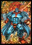 APOCALYPSE SKETCH CARD COMMISSION by AHochrein2010
