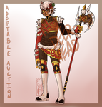 Golden: Adoptable Auction (CLOSED) by Deer-Head