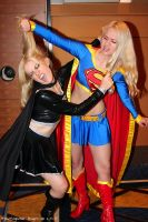 Super catfight by AlisaKiss