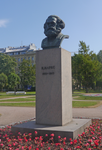 Marx Bust in Smolny by Party9999999
