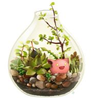 Terrarium Series 3 by circus-usagi