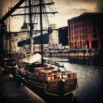 Albert dock. by Stephachuu