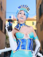 Tiger and Bunny Blue Rose Pepsi spot by valentinachan