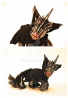 Mouth Of Sauron Pony by EatToast