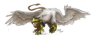Gryphon 2 by Aeyze