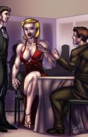 Date Night by Jos Fouts by ReddofNonnac