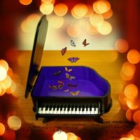 Piano Box by Canankk