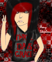 Three Days Grace Girl by Xxx0Amy0xxX
