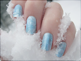 Frozen Water Marble by Alchemical