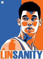Linsanity by venom4you