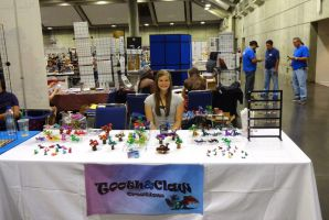 My Sacanime Table! by ByToothAndClaw