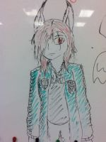 Another Whiteboard Doodle by TeapotTritium