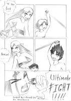 The Ultimate Fight RRB Manga Pg 2 by kuraikitsune13