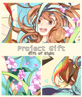 Project-Gift: Gift of Sight by redricewine