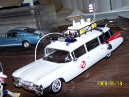 Ghostbusters Ecto1 02 by coonk9