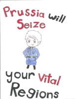 Prussia - Vital Regions by DuckHunter111