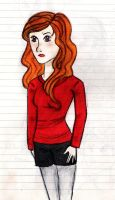 Amy Pond by PrillaLightfoot