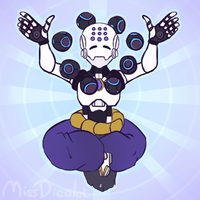 experience tranquility by MissDiealot